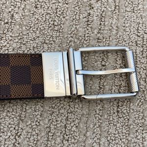 Louis Vuitton Accessories - Louis Vuitton Mens Belt 95 - 38
